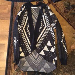 Boutique cardigan sweater
